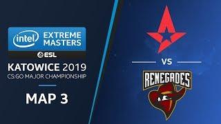 CS:GO - Astralis vs. Renegades [Inferno] Map3 Ro3 - Legends Stage - IEM Katowice 2019