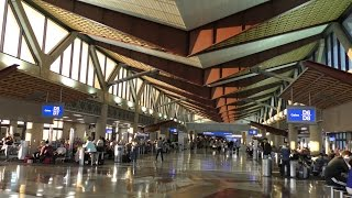 A 4K Tour of Phoenix Sky Harbor International Airport (PHX) (2/20/2016)