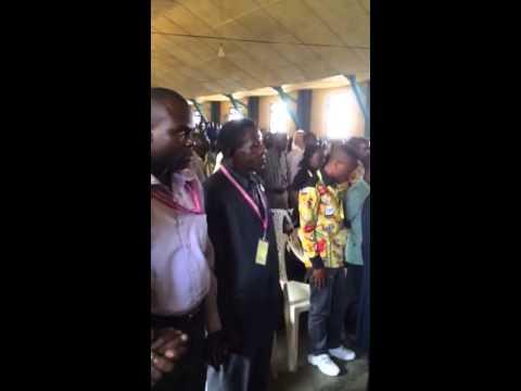 Debout Congolais En Kinande(kiyira)