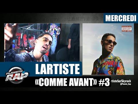 Youtube: Planète Rap – Lartiste«Comme Avant» avec Caroliina, Lyna Mahyem et Bamby #Mercredi