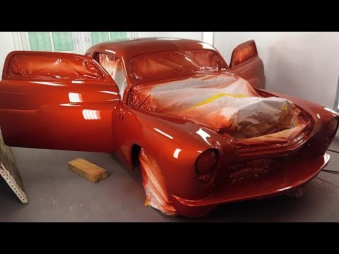 "1950 Mercury Eight Coupe ""Curly Tremayne"" Restoration Project"