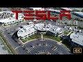 Tesla Fremont - New Office Building