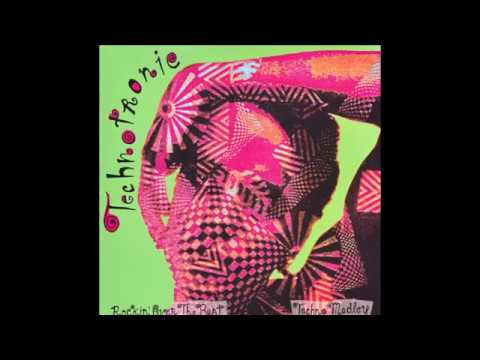 Technotronic - Rockin' Over The Beat (Rockin' Over Manchester Hacienda Mix) 1990 HQ