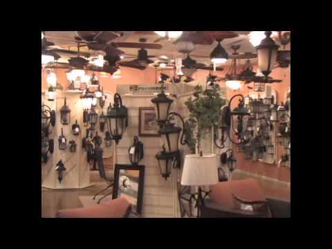 Lighting Concepts Showroom, Trussville, AL - YouTube