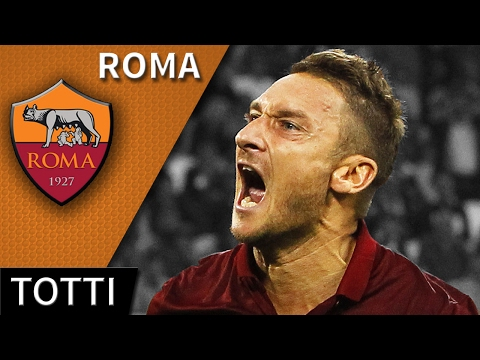 Francesco Totti • Roma • Magic Skills, Passes & Goals • HD 720p