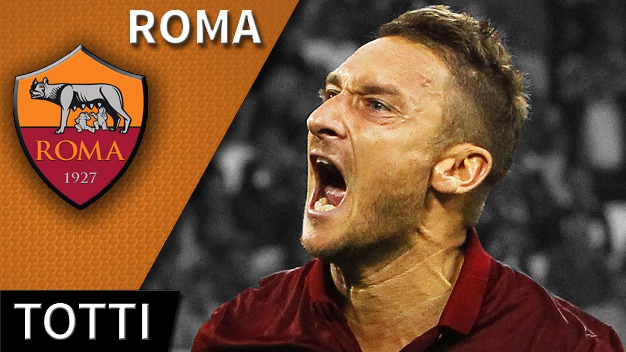 Download Francesco Totti • Roma • Magic Skills, Passes & Goals • HD 720p