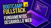 🧑💻Bootcamp FullStack Gratuito | Javascript, React.js, GraphQL, Node.js, TypeScript y +
