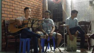 Quán nửa khuya - Guitar aucostic ACM band