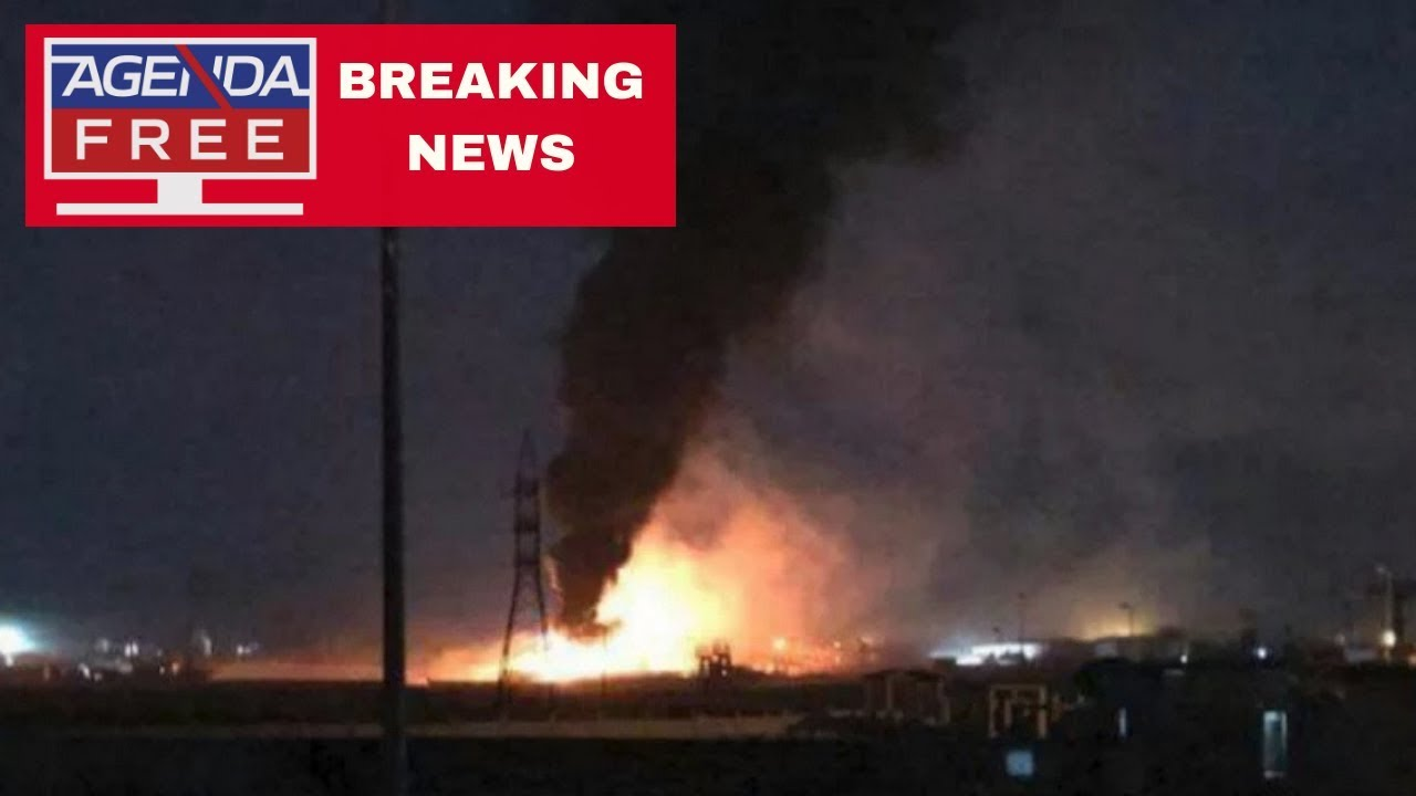 Explosions in Syria, Possible Israeli Airstrikes - LIVE BREAKING NEWS COVERAGE
