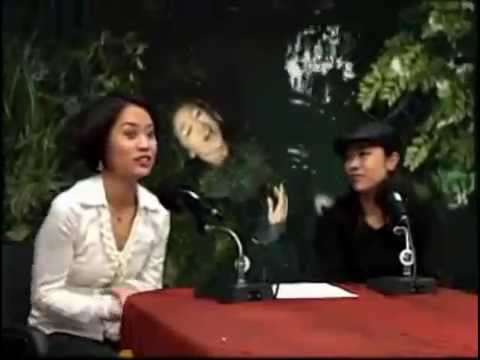 [2005.03.13] Lena Park (박정현), 5th album english interview @ Star Interview (Arirang TV)