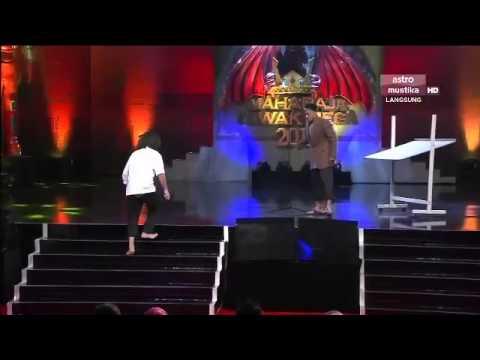 Maharaja Lawak Mega 2013 - Minggu 3 - Persembahan Wala