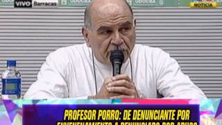 PROFESOR PORRO: DE DENUNCIANTE POR ENVENENAMIENTO A DENUNCIADO POR ABUSO - PARTE 2 - 02-12-14