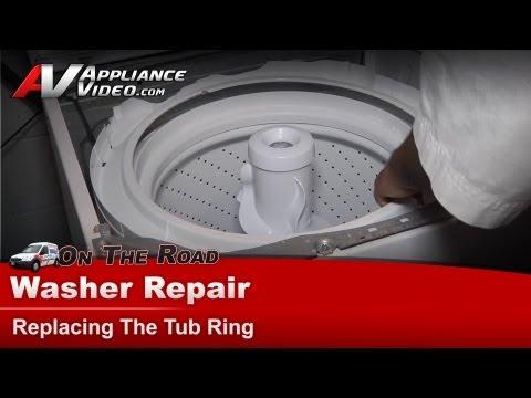 maytag,-whirlpool-&-roper-washer-repair---broken-tub-ring---diagnostic-&-repair