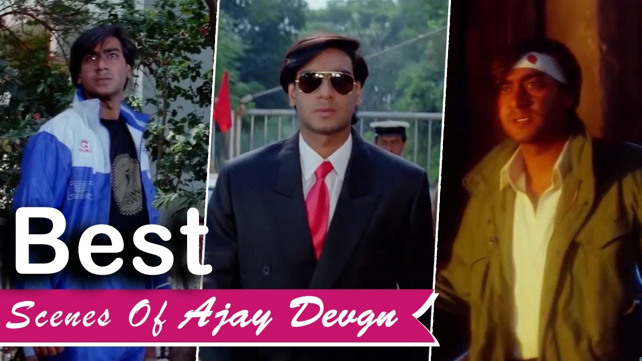 अजय देवगन के जबरदस्त सीन्स | Gair | Ajay Devgn Best Scenes