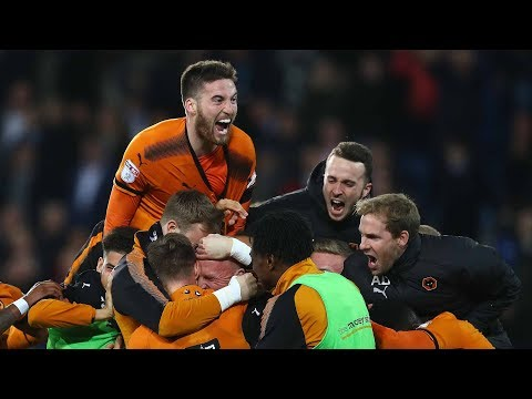 Neves Goal And Two Stoppage Time Penalties! | Cardiff City 0-1 Wolves | HIGHLIGHTS |