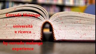 Corrado Malanga   - università e ricerca - 07 - 2015