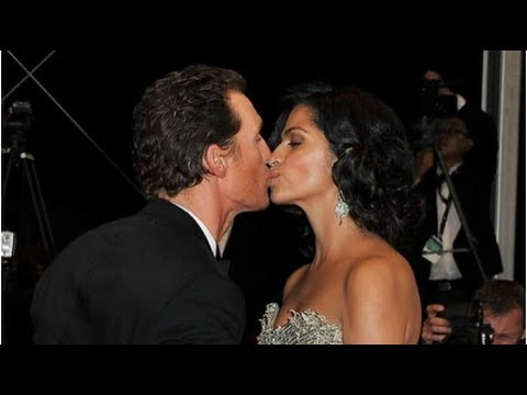 Matthew McConaughey and Camila Alves's Wedding Details in Texas!