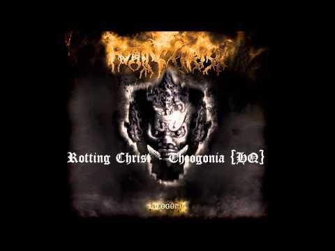 Rotting Christ  Theogonia Full Album HD