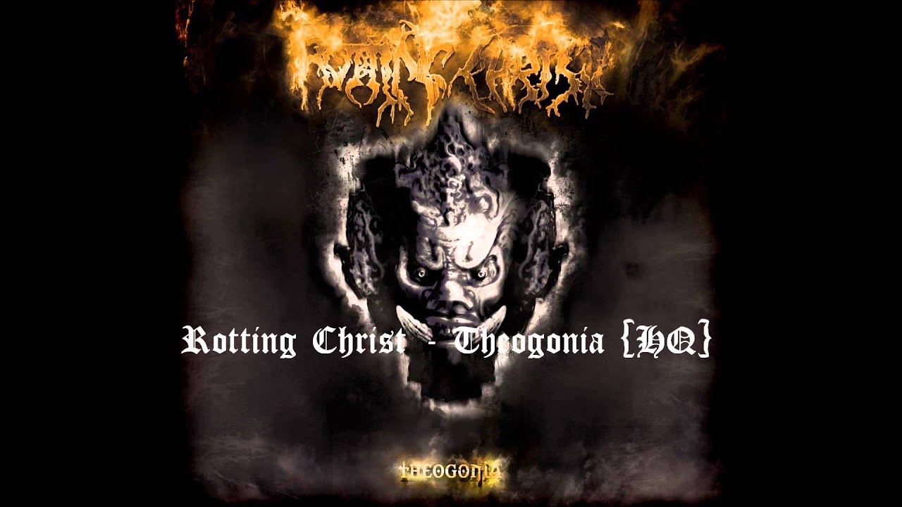 Rotting Christ Image: Theogonia Full Album [HD]