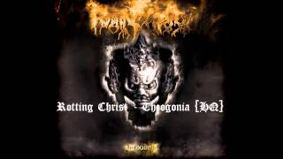Rotting Christ - Theogonia Full Album [HD]