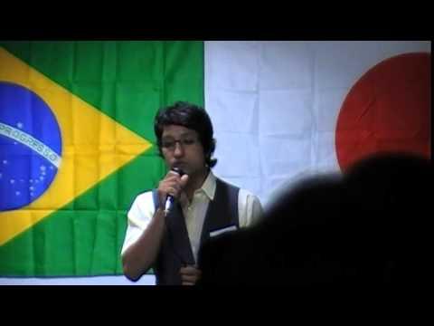 Concurso de Karaoke Servitur - Issamu Kushiyama.