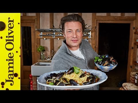Angry Mussels 3 Ways | Jamie Oliver