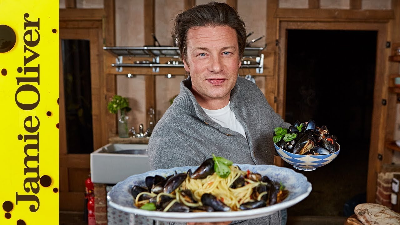 Angry mussels 3 ways jamie oliver youtube forumfinder Choice Image
