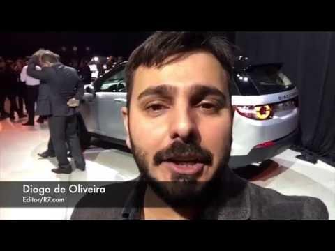 Inauguração da Fábrica da Jaguar Land Rover em Itatiaia-RJ