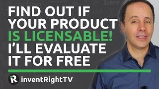 Find Out If Your Product is Licensable (Free Evaluation)