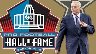 Jerry Jones' Hall of Fame Highlight Reel: The Creation of a Dynasty | NFL