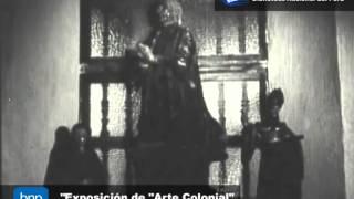 Exposición de Arte Colonial