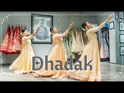 Dhadak I One Take I Team Naach Choreography I Semi - Classical routine