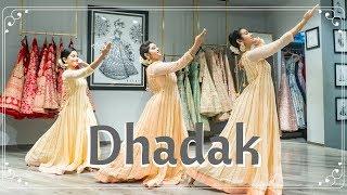 Dhadak I One Take I Team Naach Choreography I Semi - Classical routine
