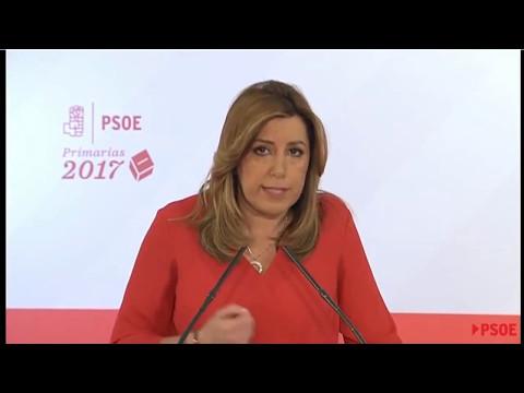 Debate entre candidatos a la Secretaría General del PSOE