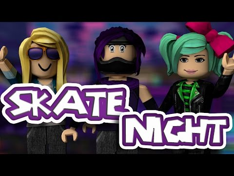 Roblox | Girls Skate Night w/SallyGreen Glitz