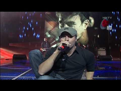 Download [HD[HQ] ] Enrique Iglesias - Lloro Por Ti Premios Telehit 2009 720p HD