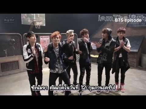 [iamThaiSub] [BTS Episode] 'Boy In Luv' MV shooting Sketch #BTS
