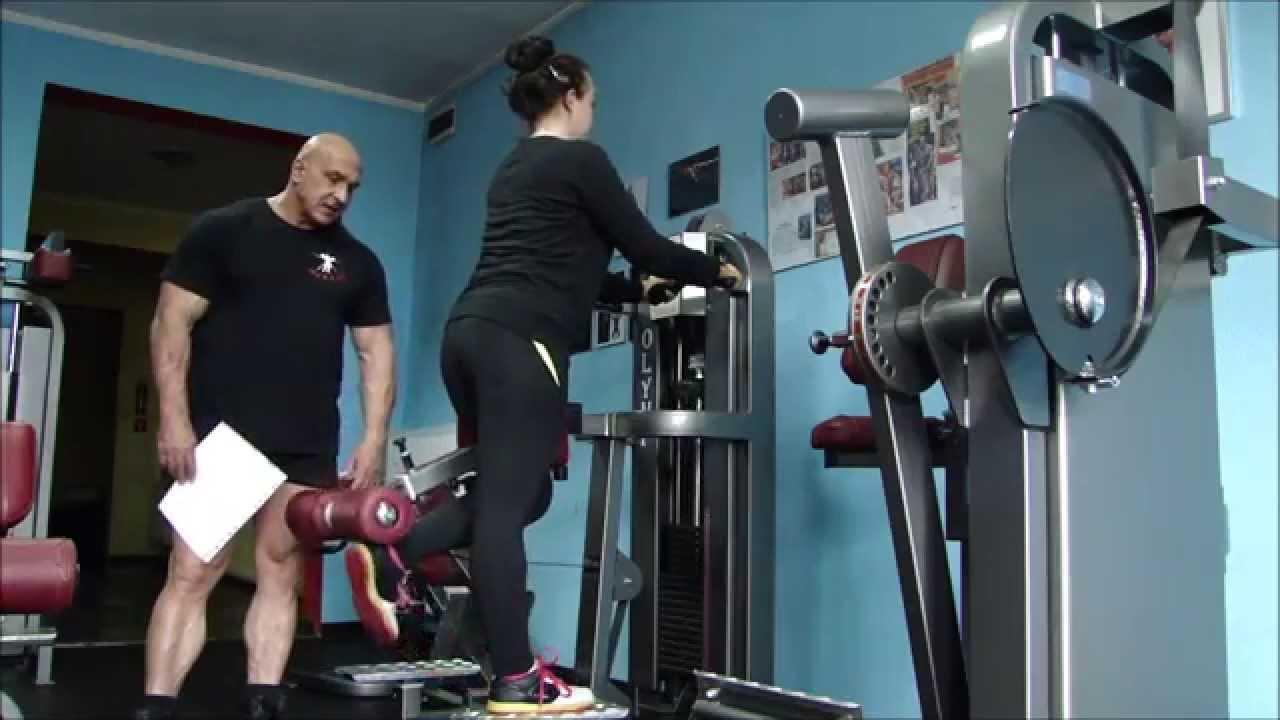 Jaki trening na siłowni żeby schudnąć