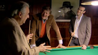 What Is The Funniest Language? - Stephen Fry