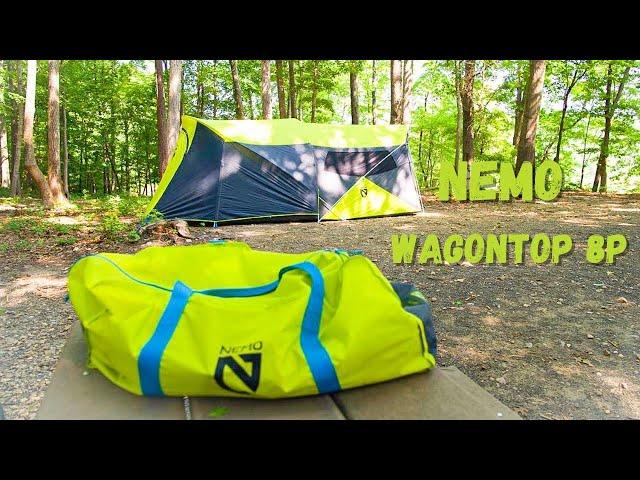 Nemo Wagontop 8 Setup & Initial Review