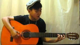 Đôi Bờ - Lê Cát Trọng Lý ( guitar cover )