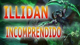 Illidan HEROES OF THE STORM GAMEPLAY ESPAÑOL bahia de almanegra OLI