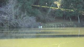 """Illegal Boat Launch At Don Castro Lake Caught On Tape!"" By Verdugoadventures!"