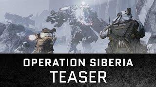 Warface - Teaser - Siberia Special Operation