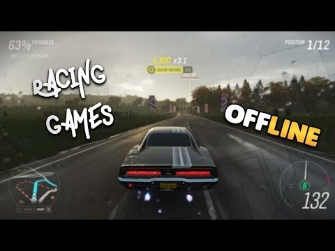10 Best Offline Car Racing Games For Android | 2019 [Download Now]
