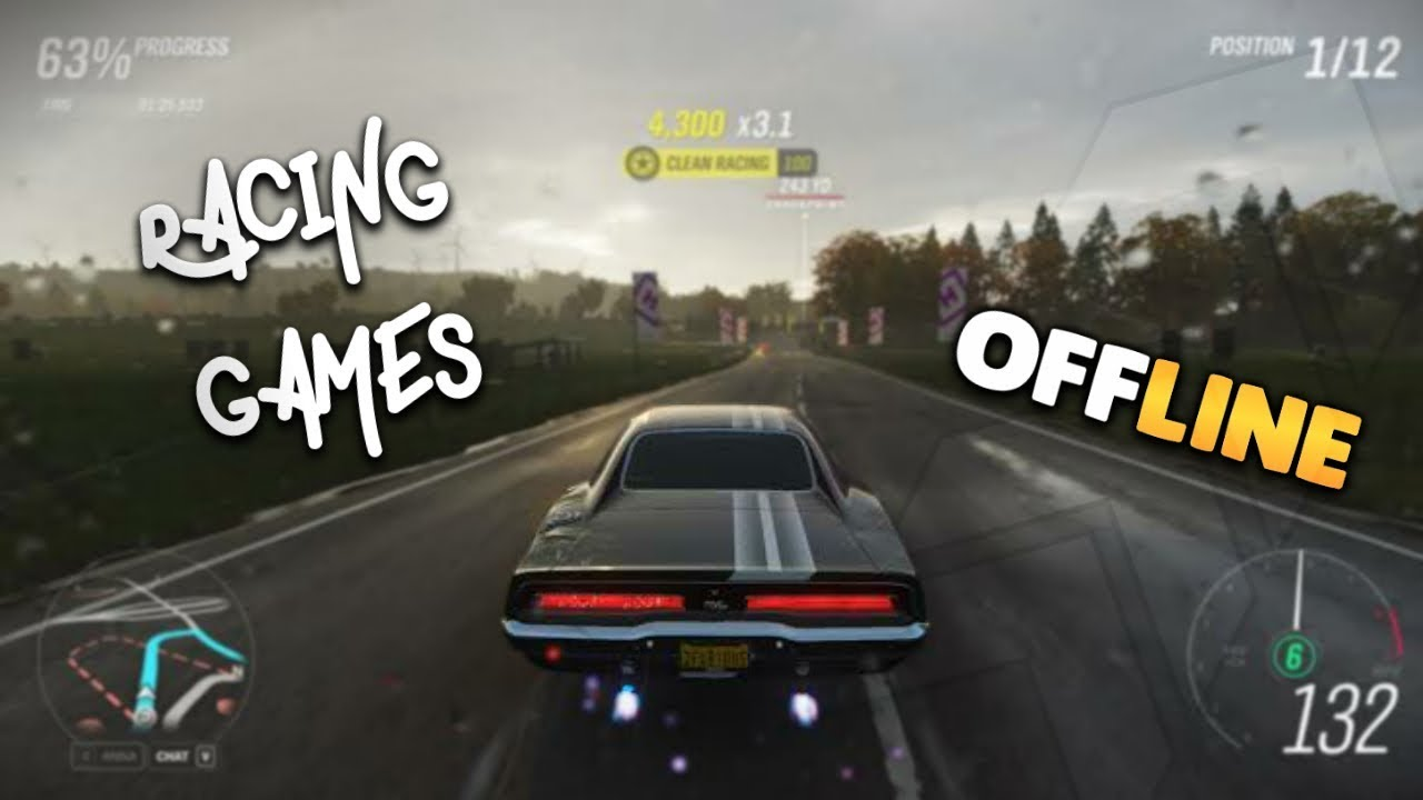 10 Best Offline Car Racing Games For Android 2019