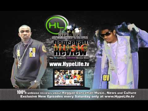 Dancehall Music Review News & Sticky Topic Episode 5 part 1 of 2 - DMR Nuh Fear Nuh Guy!!!