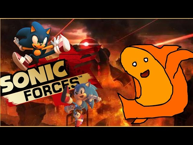 GAME SHARKS- Thoughts on Sonic Forces