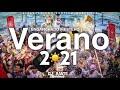 - ENGANCHADO VERANO 2021  MIX FIESTERO  LO MEJOR Y MAS ESCUCHADO | Dj Santi Martinez