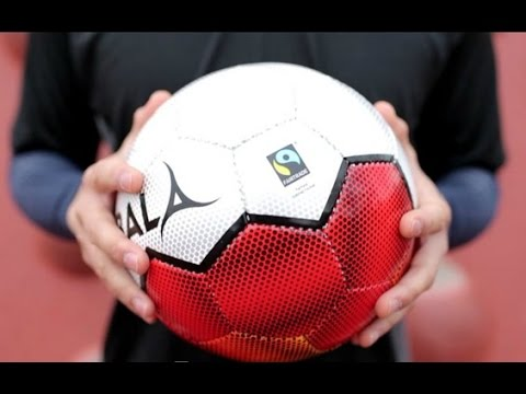 Playing Fair - The story of Fairtrade footballs